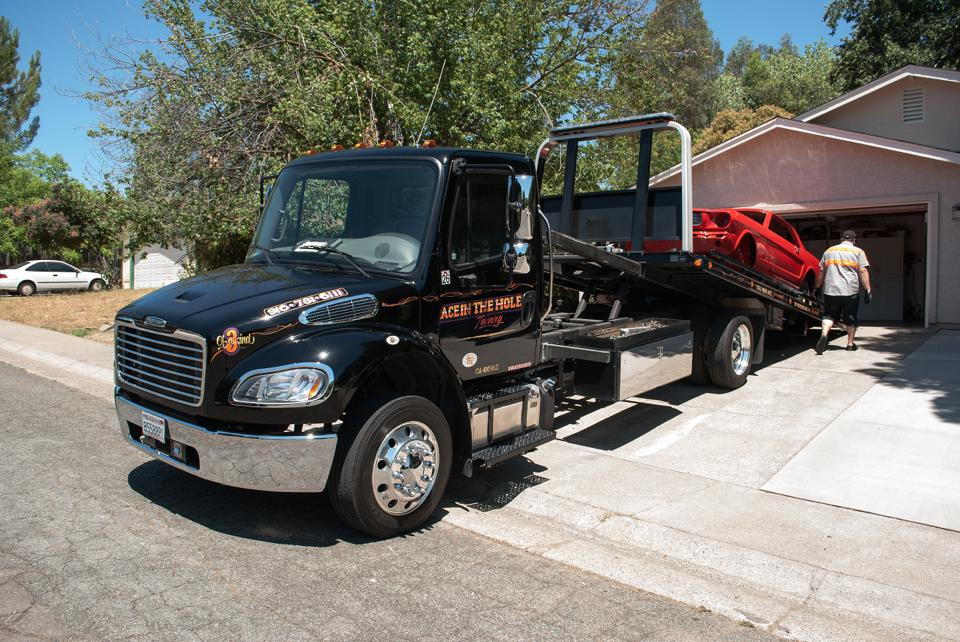 If you need your vehicle delivered to your home or or office for restoration, we can do it. When it comes to transporting classic cars and trucks, there's almost nothing we won't do to help you.