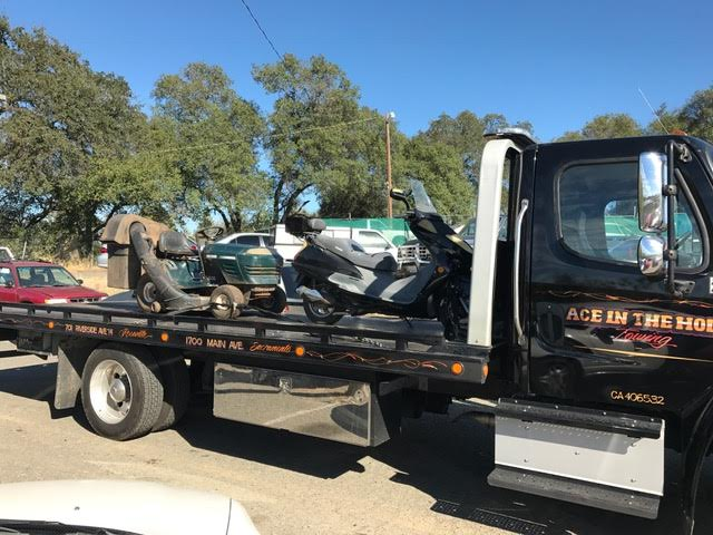 Ace in the Hole Towing is the Towing Near Me answer for the areas of Roseville, Rocklin, Antelope, Citrus Heights and Granite Bay. If you need a tow truck right away, we are ready to help.